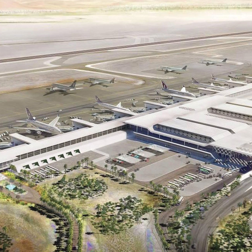 Bahrain International Airport Expansion