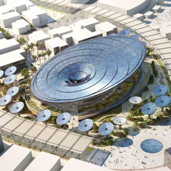 Expo 2020 Sustainability Pavilion