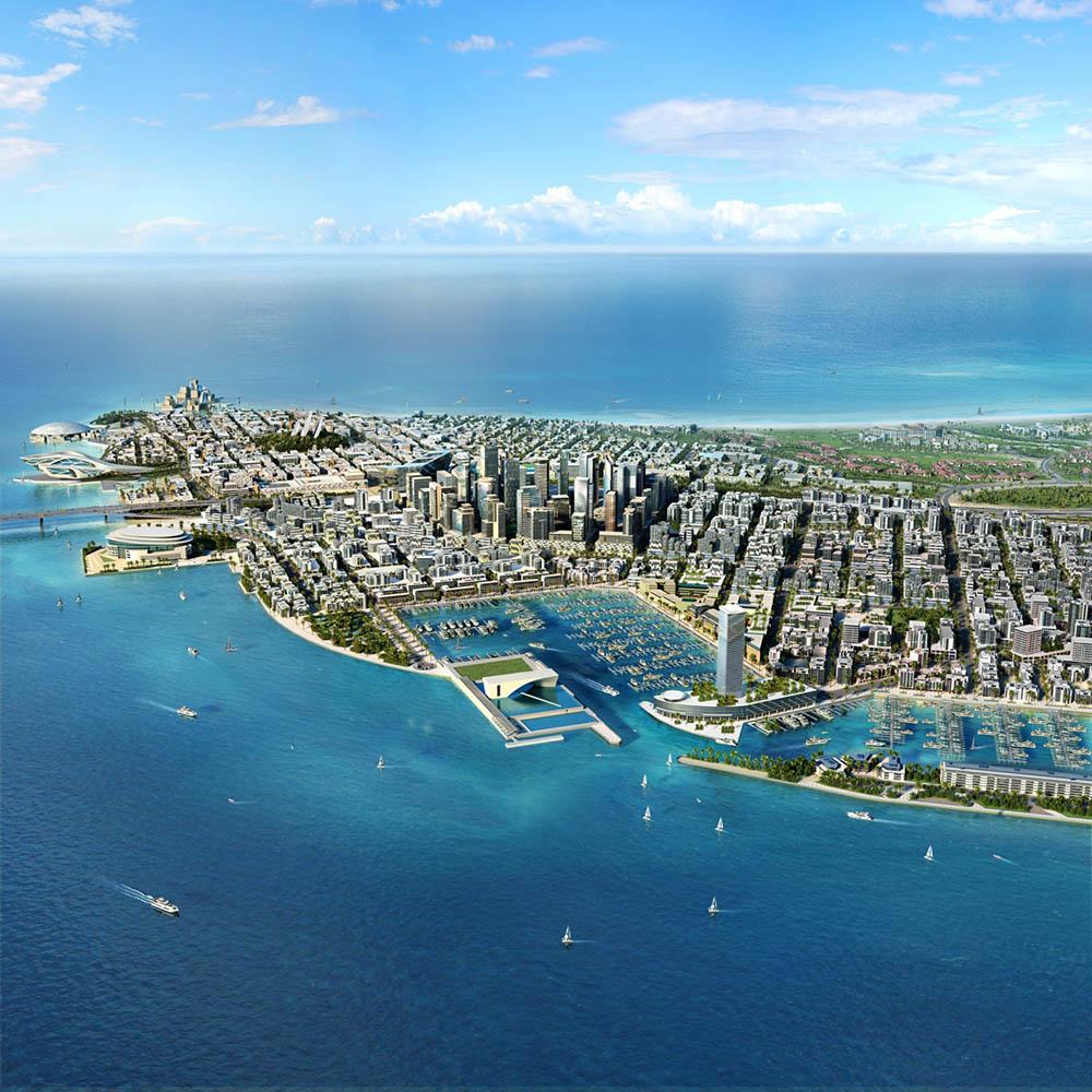 Residential Complex Saadiyat Island