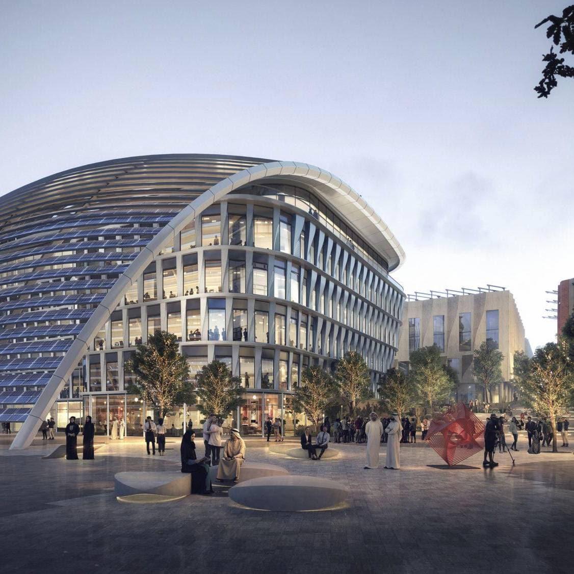 MC2 – Masdar City Development